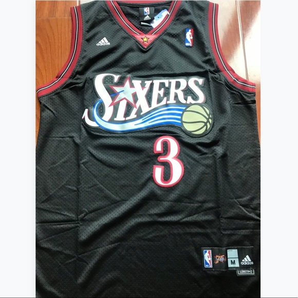 cheap for discount 5bfbc e2959 NWT iverson jersey NWT